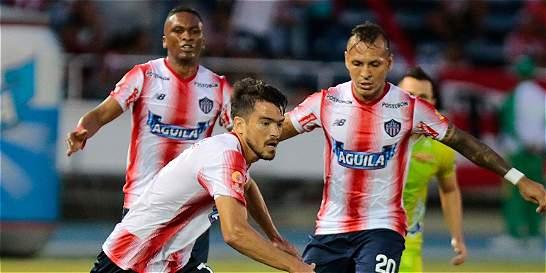 Crisis de Junior en la Liga; cayó de local 0-1 contra Once Caldas