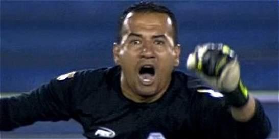 Nelson Ramos, la figura de Fortaleza en el empate 2-2 contra Cortuluá