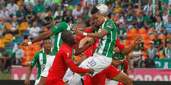 Cortuluá le sacó un empate 1-1 a Nacional, en el Atanasio