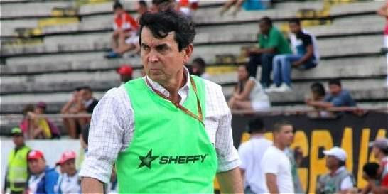 Virgilio Puerto es el nuevo timonel del Atlético Huila