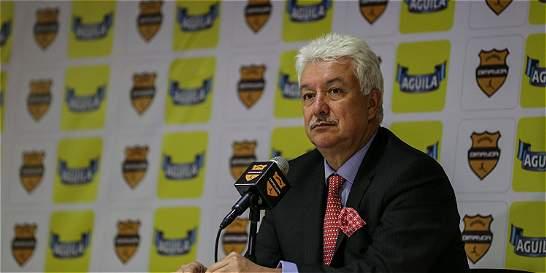 Jorge Perdomo y el G-27 aplastaron al G-8 en la asamblea de Dimayor