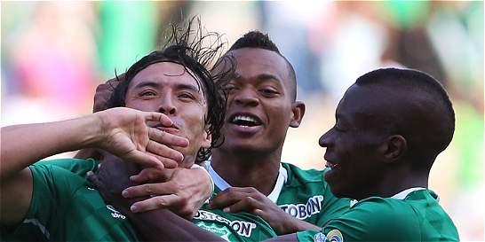 Con un gol en el último minuto, Cali venció 2-1 a Bucaramanga