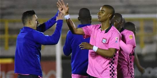 Boyacá Chicó aguanta una fecha más; venció 3-1 a Cortuluá