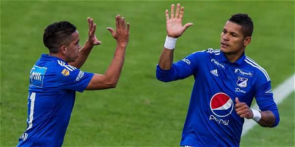Millonarios está invicto con Diego Cocca al mando del equipo.