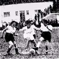 Millonarios no tiene equipo femenino; lo tuvo en 1949