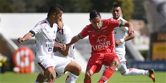 Fortaleza regresa a segunda división: perdió 1-0 con Patriotas