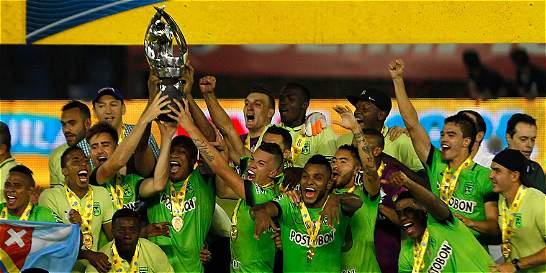 Atlético Nacional ganó por tercera vez la Copa Colombia