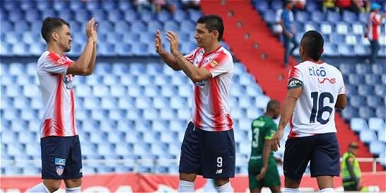 Junior venció 2-1 a Equidad y se despidió de la Liga