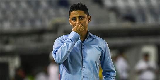 Giovanni Hernández no seguirá como técnico del Junior