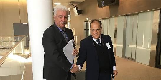 Dimayor y la Liga española firman acuerdo de colaboración por 4 años
