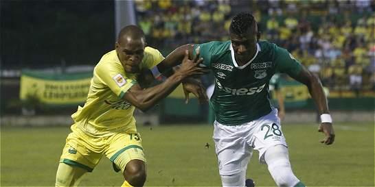 Primer asalto entre Bucaramanga y Tolima en la semifinal