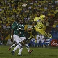 Con su estadio colmado, Cali quiere remontarle a Bucaramanga