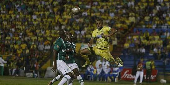 Bucaramanga sacó las garras: eliminó al Deportivo Cali en Palmaseca