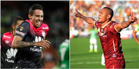 Santa Fe vs. Tolima: cara a cara por el título