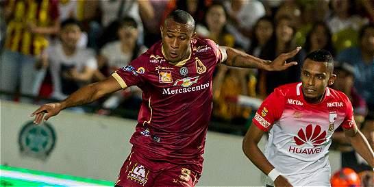 Los goles de Ángelo tienen al Tolima soñando con otro título