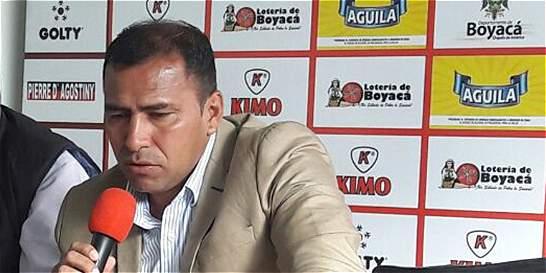 Harold Rivera, nuevo entrenador del Atlético Bucaramanga
