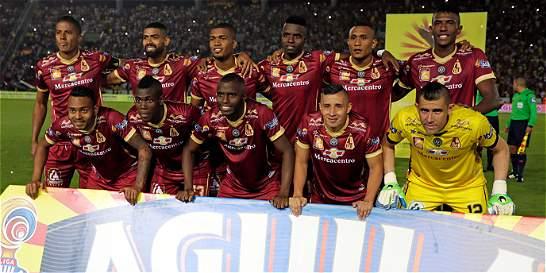Deportes Tolima, a 90 minutos de la gloria