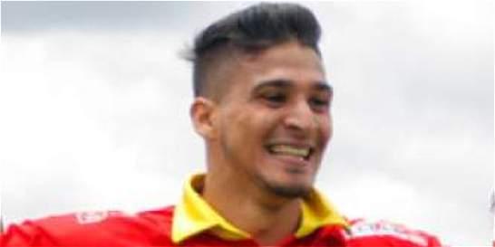 El venezolano Jacobo Kouffaty, nuevo jugador de Millonarios