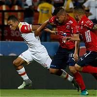 DIM y Santa Fe arrancaron la Superliga con empate sin goles