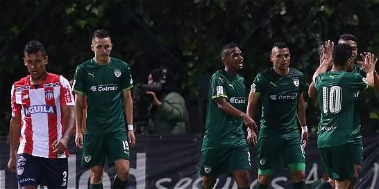 Equidad comenzó bien la Liga: derrotó 1-0 a Junior, en Techo