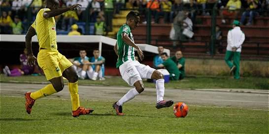 Bucaramanga perdió en su debut de local frente a Atlético Nacional