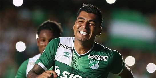 Deportivo Cali sorprendió al Once Caldas y lo derrotó 0-2 en Manizales