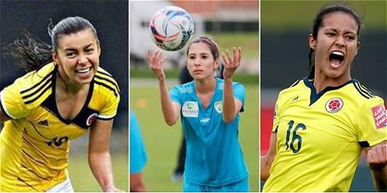 Las 5 colombianas que le darán brillo a la Liga profesional femenina