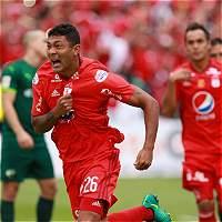 América le respondió a su público en Bogotá: goleó 0-3 a Equidad