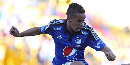 Sanción de cuatro fechas a Maxi Núñez, de Millonarios