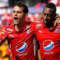 Medellín gustó y goleó 3-0 a Tigres