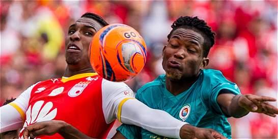 Se estudia posible cambio en colores del balón del fútbol colombiano