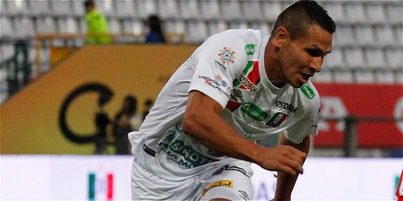Once Caldas sorprendió en los últimos minutos al Tolima: le ganó 2-3