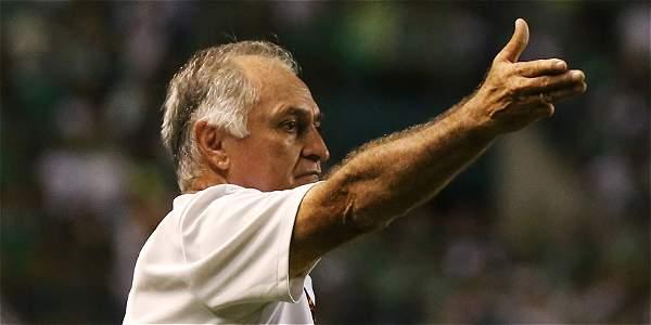 Fernando 'Pecoso' Castro, nuevo técnico del Atlético Bucaramanga.