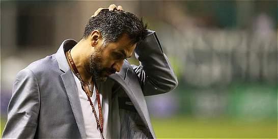 Mario Alberto Yepes no es más el director técnico del Deportivo Cali