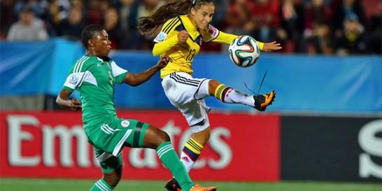 Selección Colombia quedó eliminada del Mundial femenino Sub-17