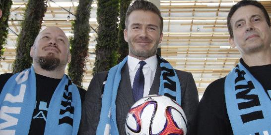 Presentan diseño del estadio de fútbol que Beckham quiere para Miami