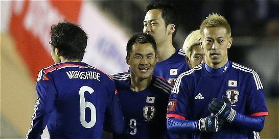 Japón, rival de Colombia en el Mundial, ya reveló sus 23 convocados