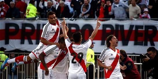 Con tres colombianos en cancha, River Plate volvió a ser campeón