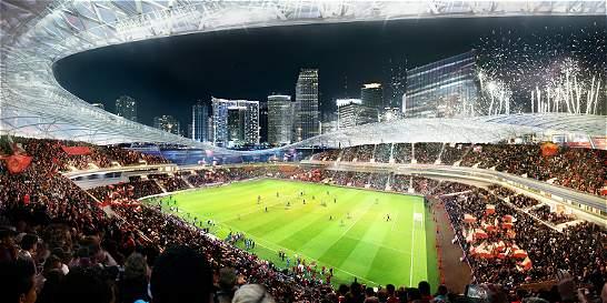 Beckham construirá el estadio de su equipo junto al de Heat de Miami