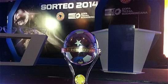 César Vallejo, rival de Millonarios en primera fase de la Suramericana