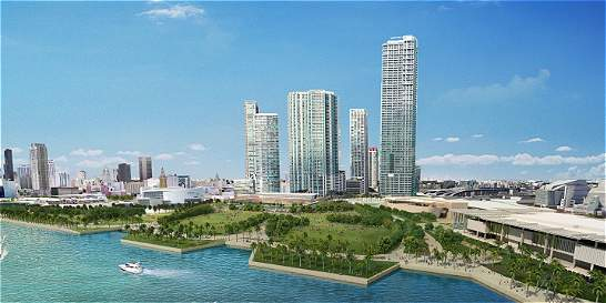 Vecinos del futuro estadio de fútbol de Miami, en contra de proyecto