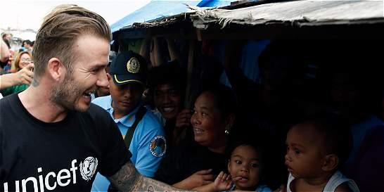 David Beckham podría regresar a jugar fútbol