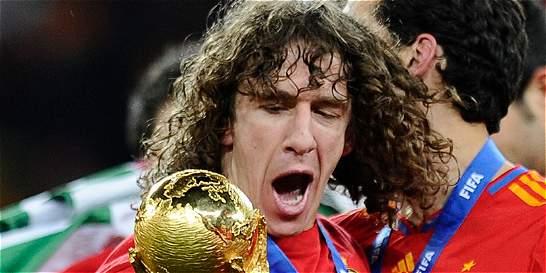 Puyol portará la copa en Maracaná