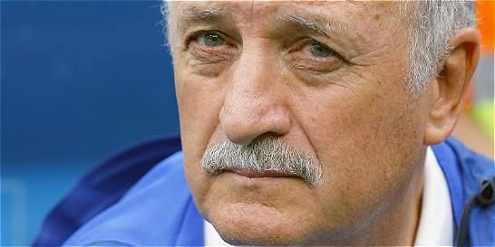 Confederación Brasileña de Futbol despidió a Scolari