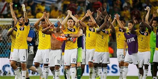 Colombia es la cuarta selección del mundo en el ranking de la Fifa
