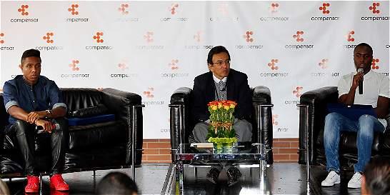 Carbonero y Balanta tuvieron homenaje en Bogotá
