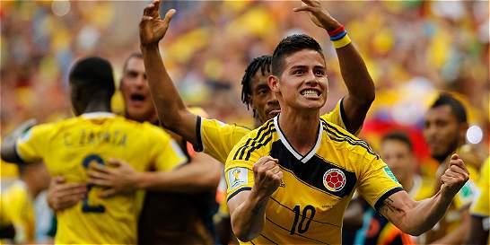 James, un hito en el vínculo de Colombia con el Real Madrid