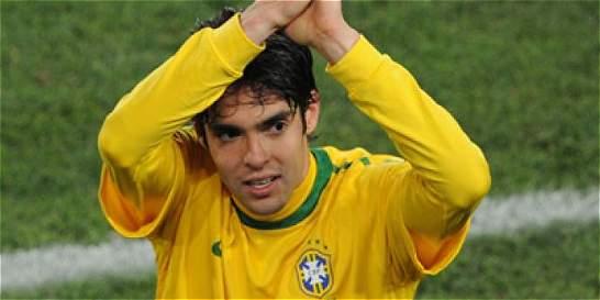 Kaká marcó en su debut con São Paulo en la Liga brasileña