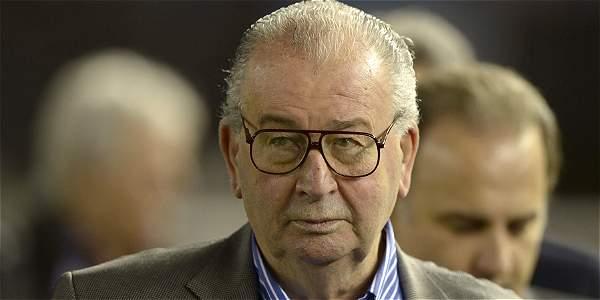 Falleció Julio Grondona, vicepresidente de la Fifa