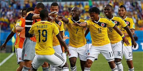 Colombia es tercera en la clasificación de selecciones de la Fifa
